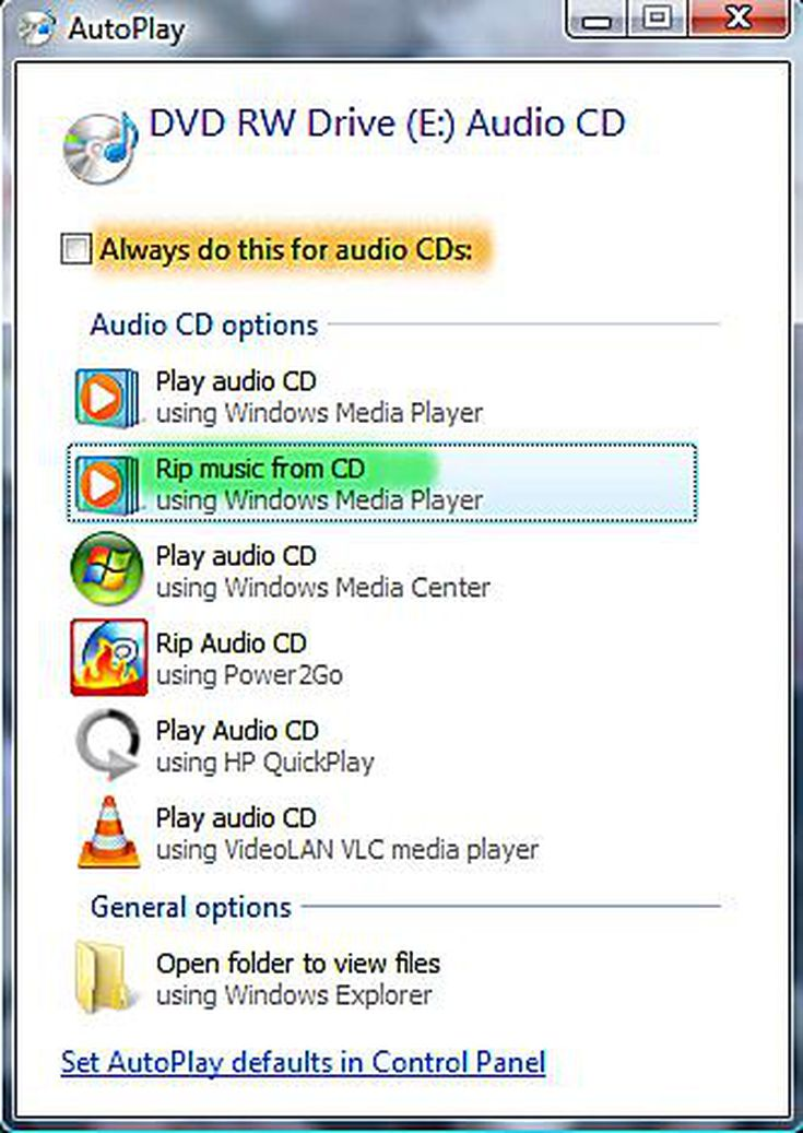 How To Rip And Burn Cds With Windows Media Player