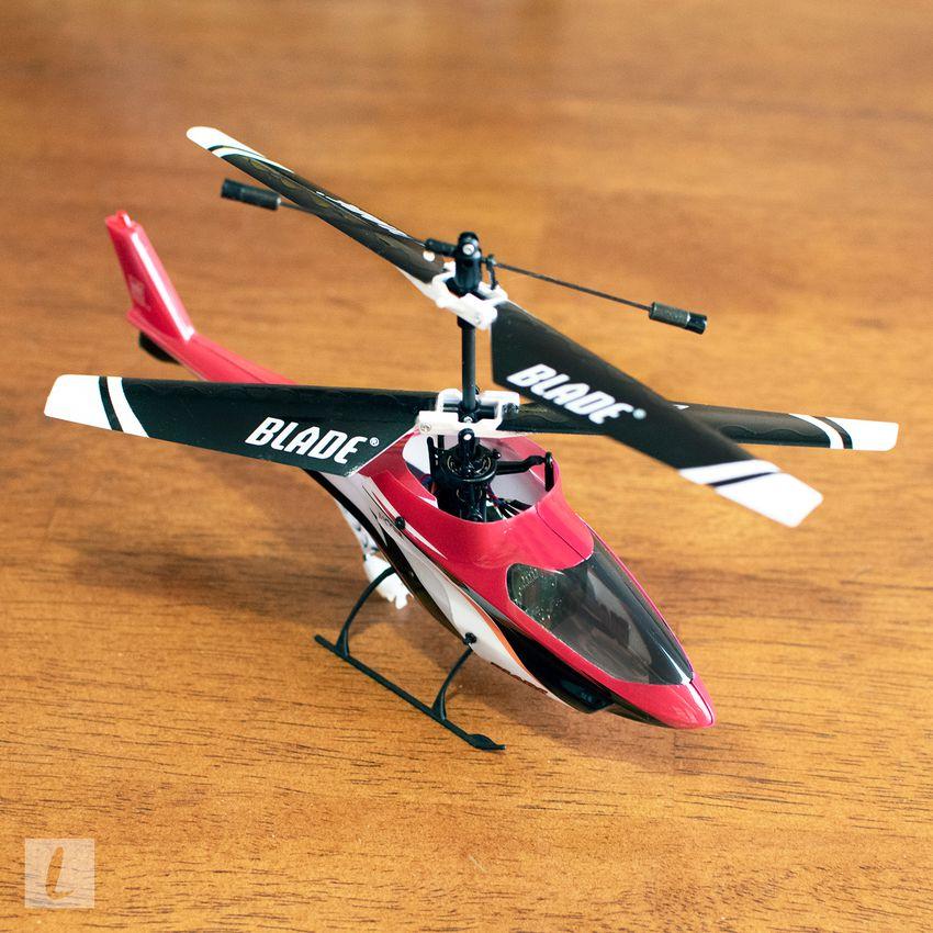 Blade E-flite mCX2 RTF RC Helicopter