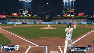 RBI Baseball 16 screen