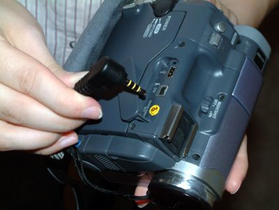 Connect Your Digital Camcorder to Your TV