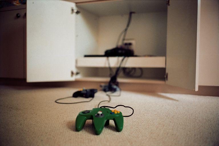 A game controller