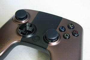 Ouya Android controller
