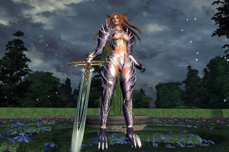 screenshot from 'The Elder Scrolls IV: Oblivion'