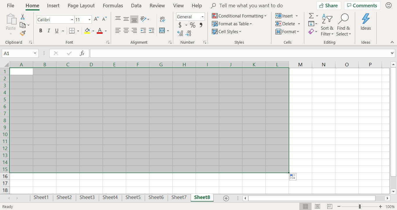 Shade Alternate Rows With Excel Conditional Formatting