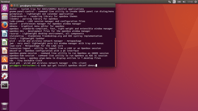 How To Install And Configure Openbox Using Ubuntu