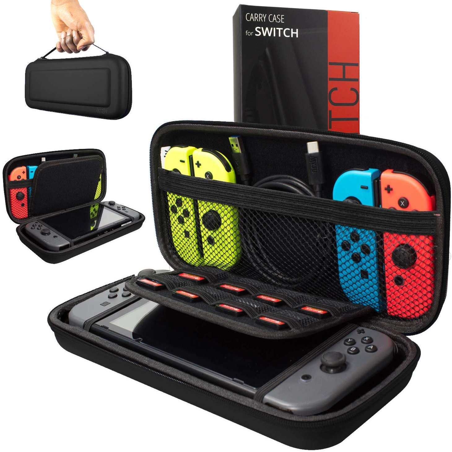 official photos ab454 bcb59 The 8 Best Nintendo Switch Cases of 2019