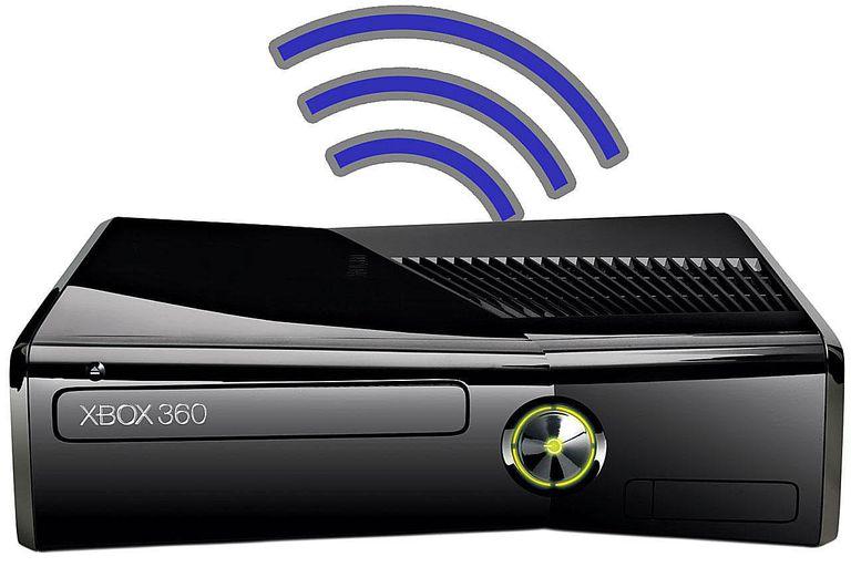 Xbox 360 with wi-fi