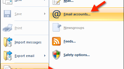 How to Add Email Accounts to Windows Live Mail