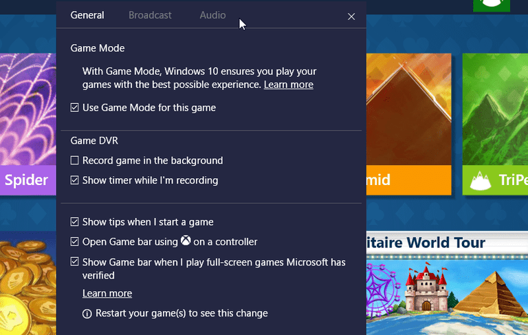 How to Use the Windows 10 Game Bar