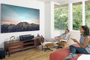 Hisense Laser TV - Ultra Short Throw Projector