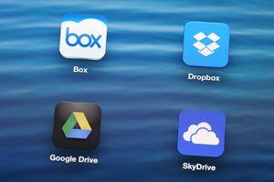 Ipad with storage application