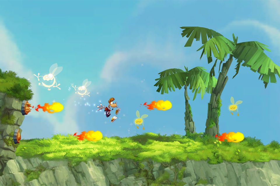 Rayman Jungle Run Apple Game of the Year