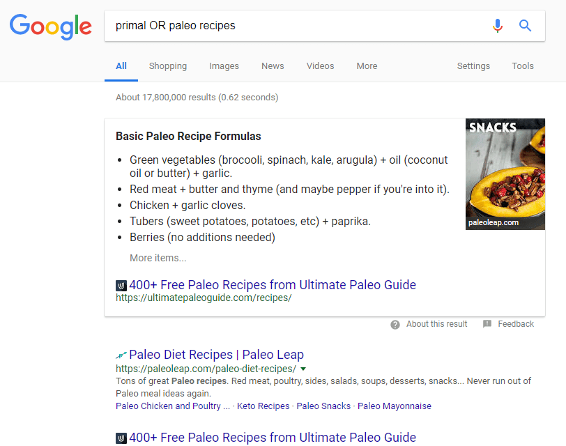 How to Do a Boolean Search in Google