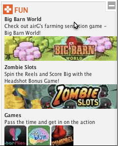 AirG Games