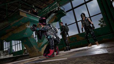 PlayerUnknown's Battlegrounds press screenshot