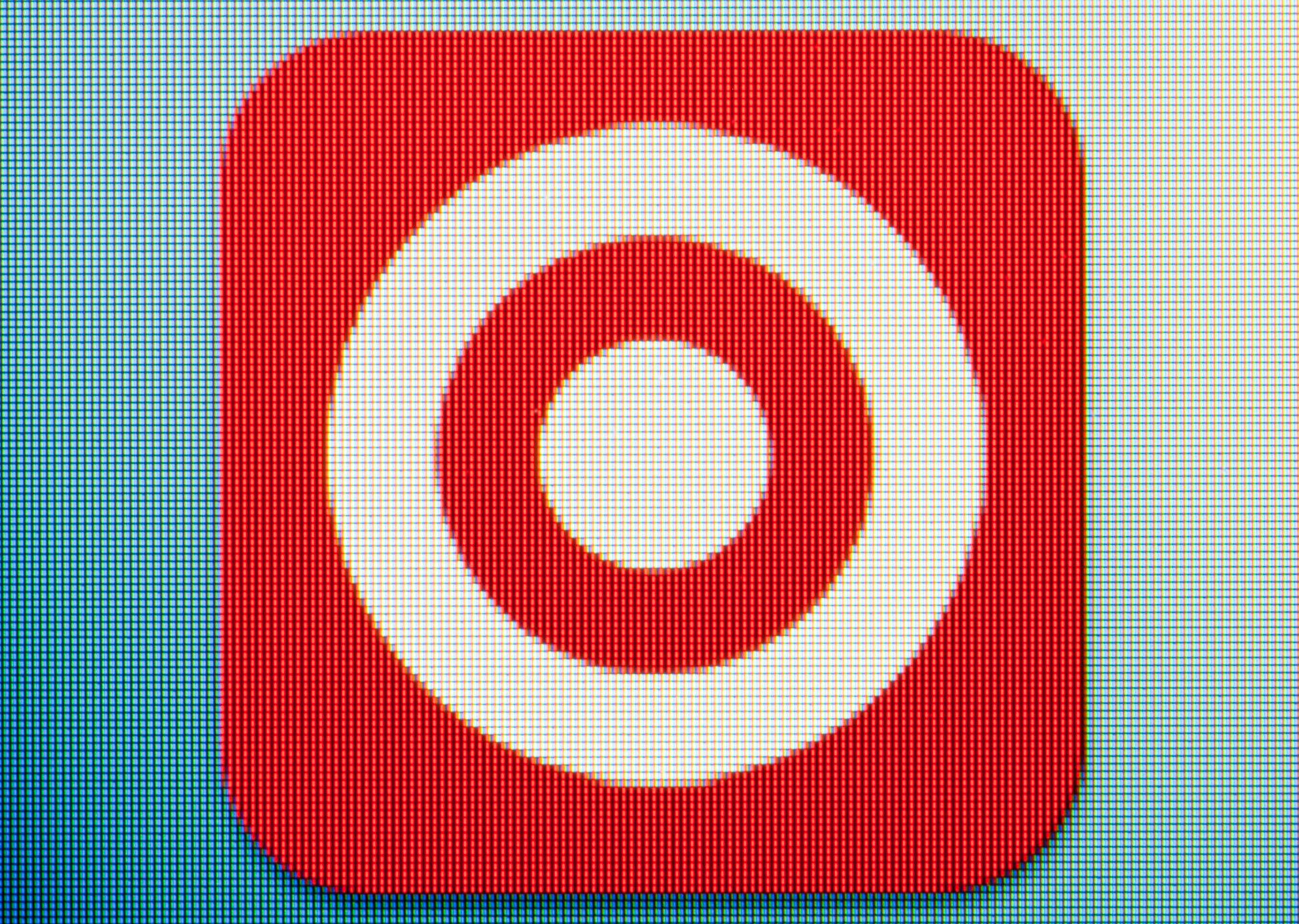 An image of the Target app.
