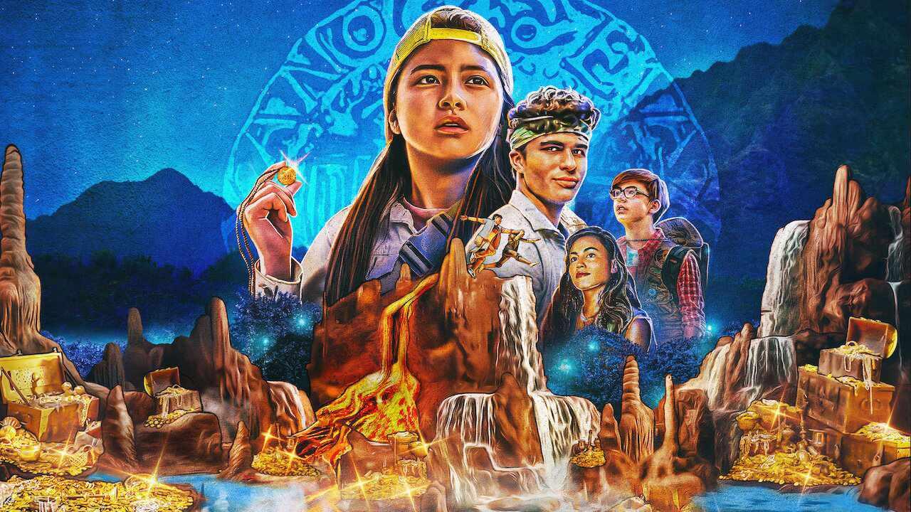 Finding 'Ohana family adventure film from Netflix