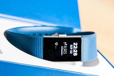 Fitbit Charge 2 Activity and Sleep Tracker