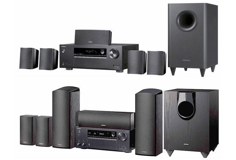 The Onkyo HT-S3800 and HT-S7800 Home Theater Systems Profiled