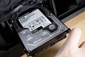 WD Black 4TB Performance Hard Drive