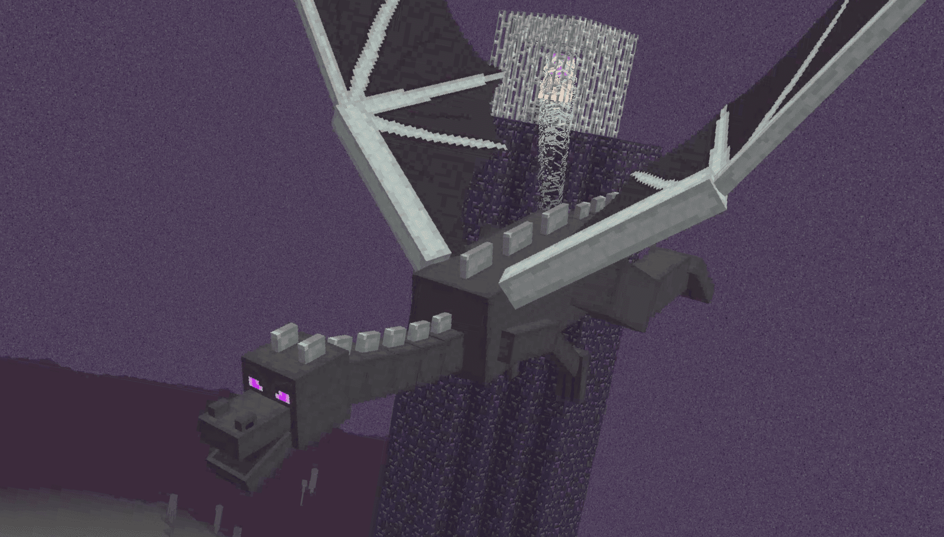 Minecraft 1.9 Ender Dragon