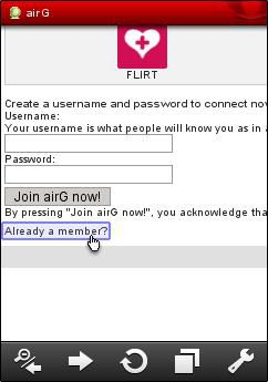 Airg dating website