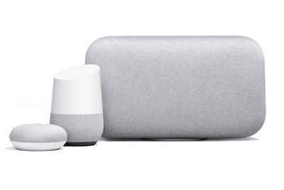 image of Google Home devices