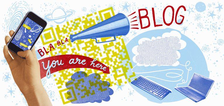 Blog host
