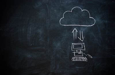 Uploading data into the cloud
