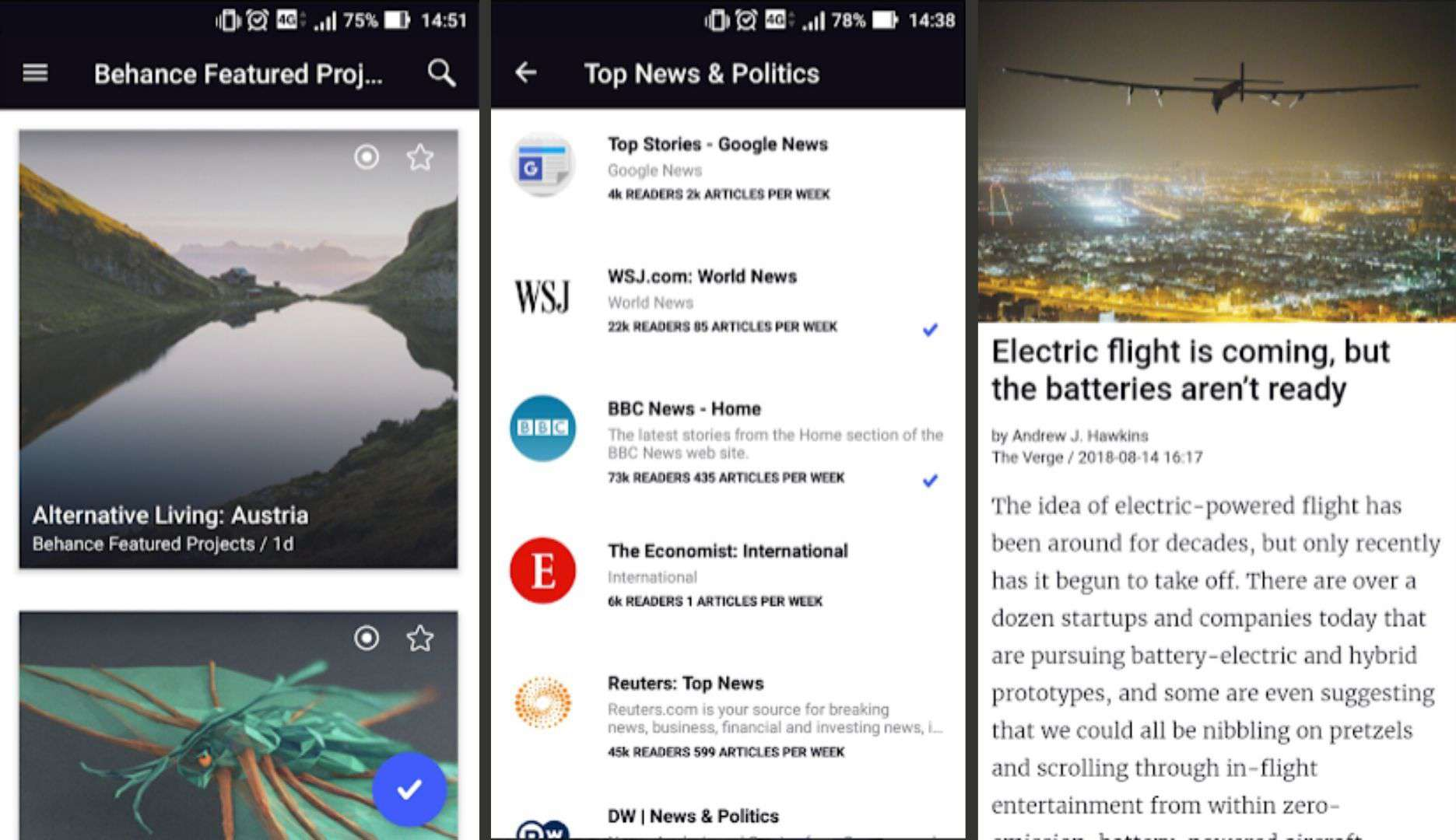 The 10 Best News Apps for Android