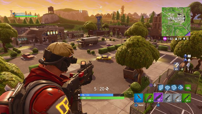 Fortnite Battle Royale Tips And Strategies For Victory