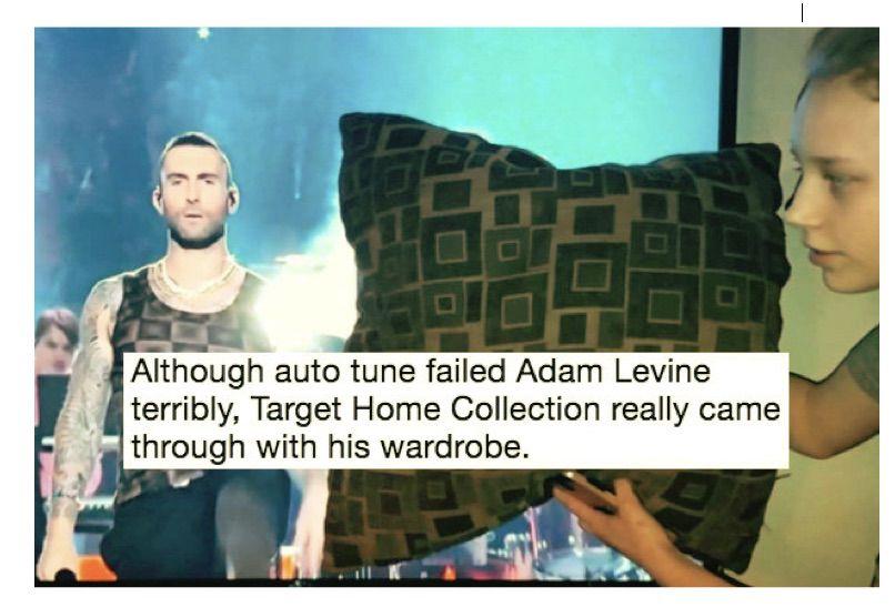 Adam Levine meme