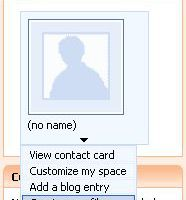 Start Your MSN Spaces Profile