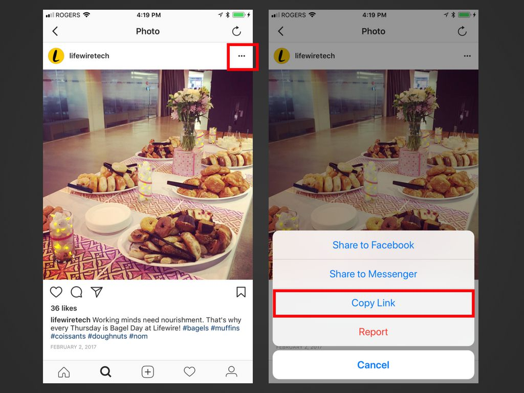 Embed Instagram Photos or Video Posts Into a Website