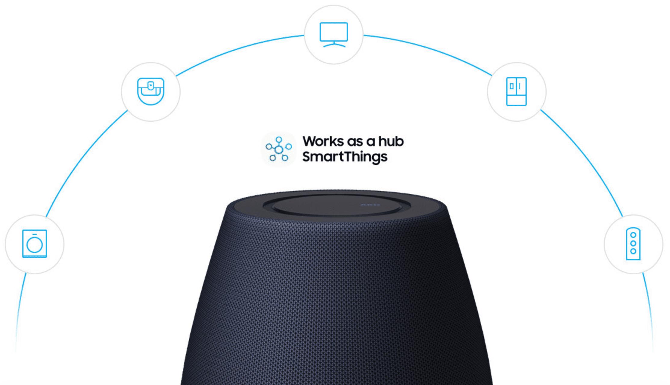 Galaxy Home as a SmartThings hub