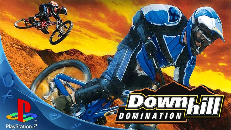 'Downhill Domination' Cheats - PS2