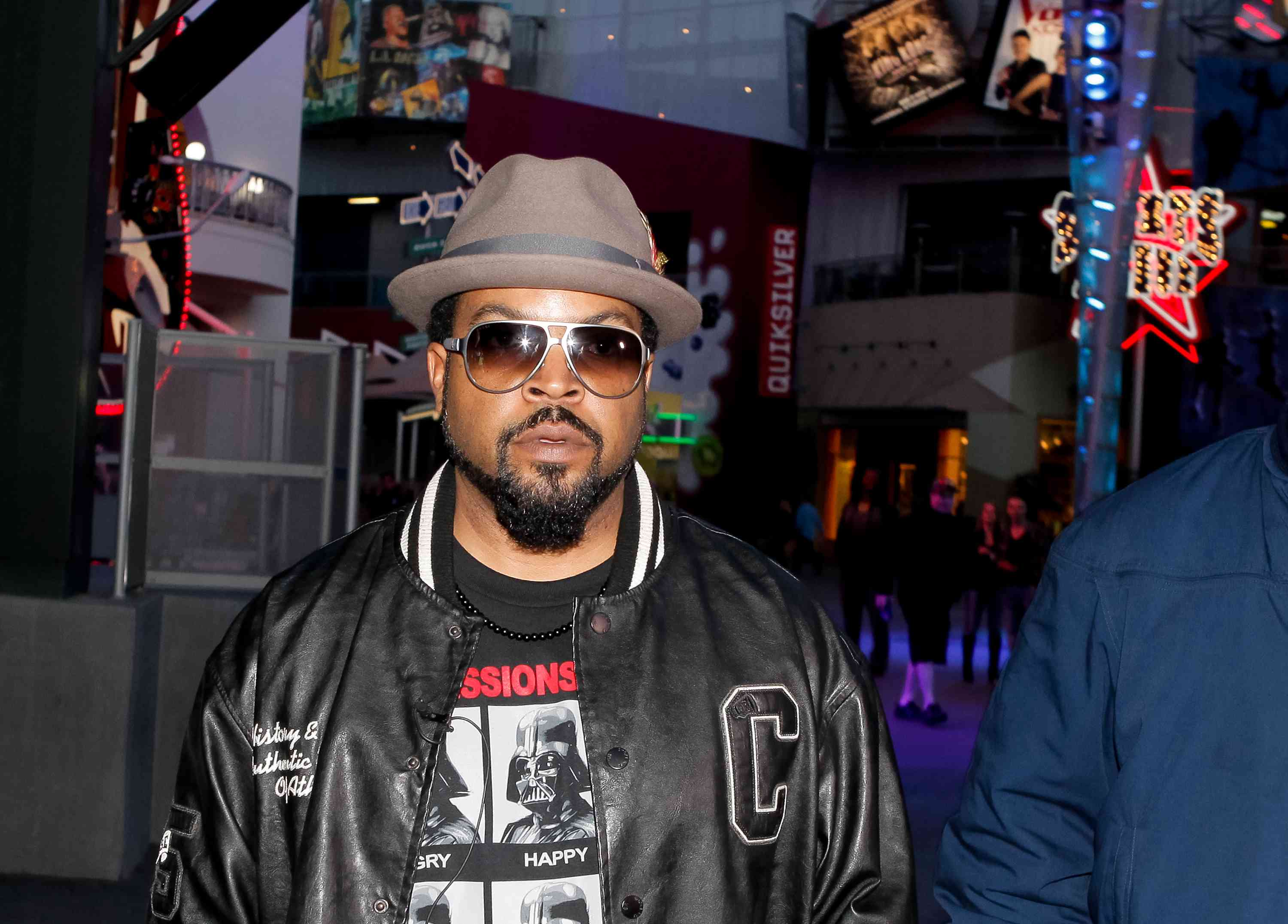 Ice Cube Surprises Fans At 20th Anniversary Re-Release Special Screening Of His Hit Cult-Comedy