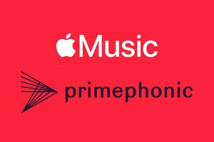 Apple Music + Primephonic