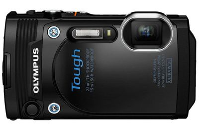 Olympus TG-860 Camera