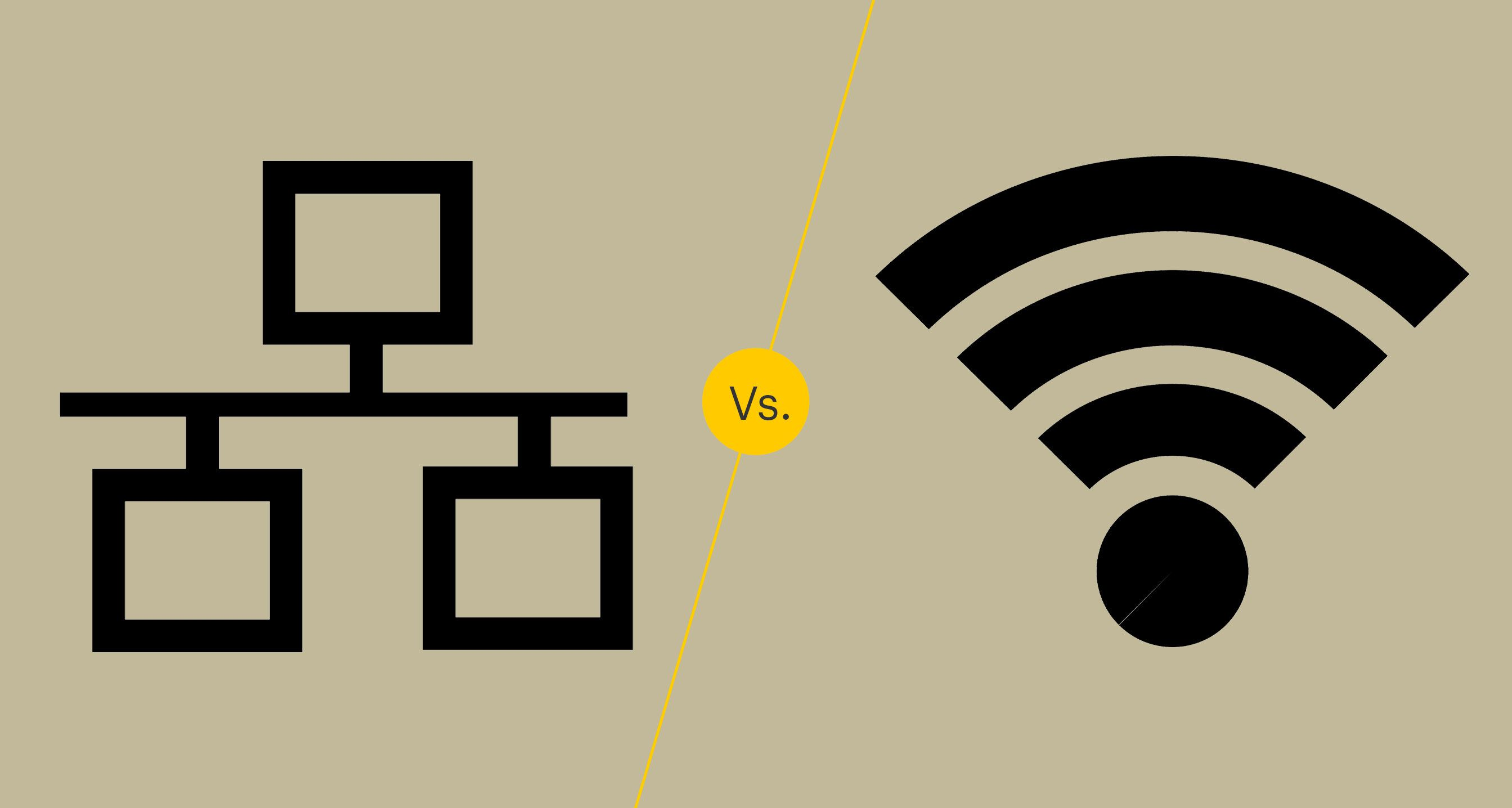 wired and wireless network diagram wired vs wireless networking  wired vs wireless networking