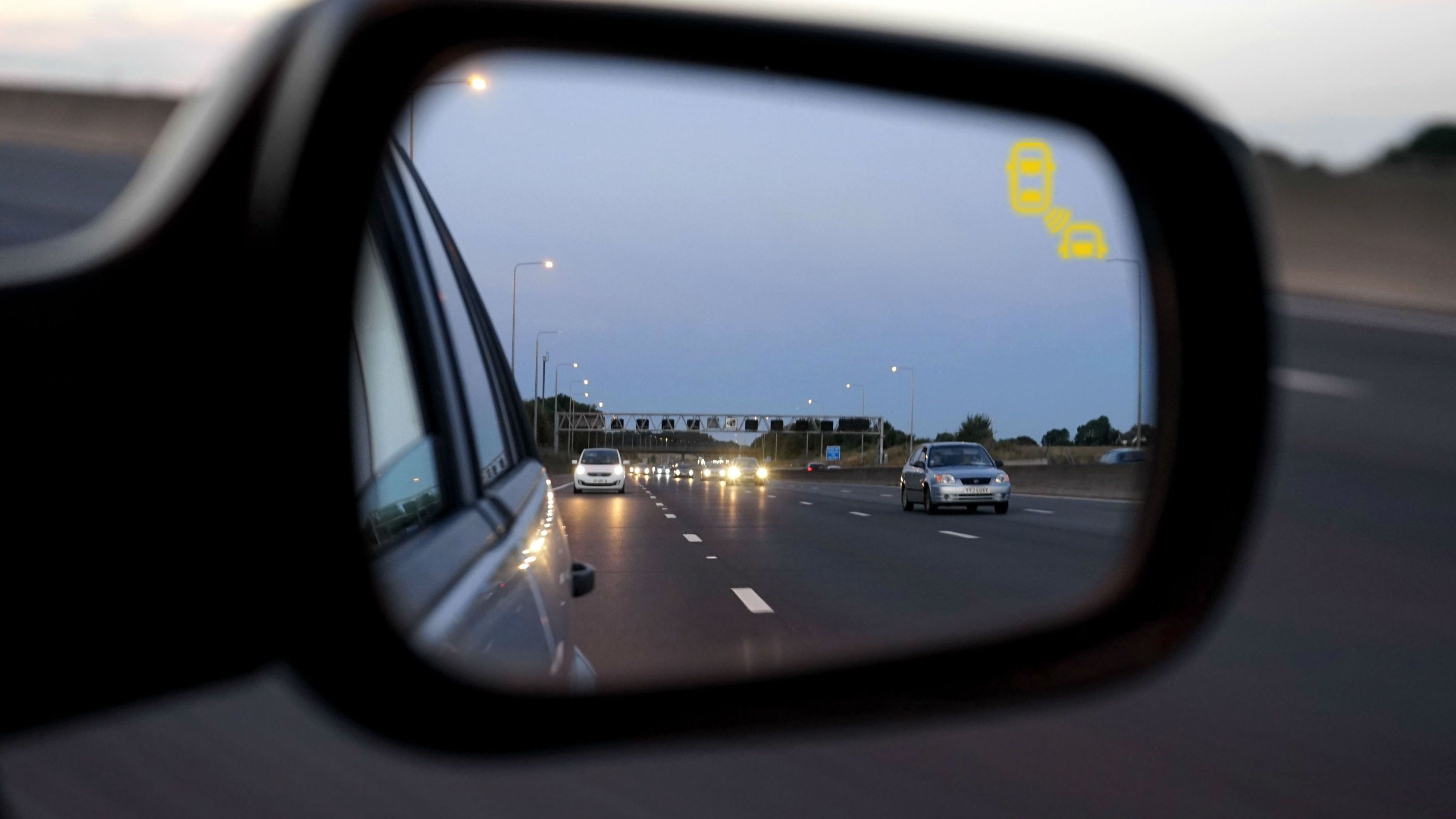 Blind Spot Detection And Warning Systems