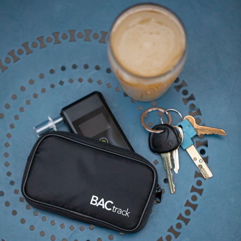 BACtrack Trace Breathalyzer