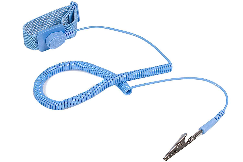 Anti-static wrist strap