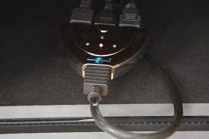 Goronya 3x1 HDMI Switch Selector
