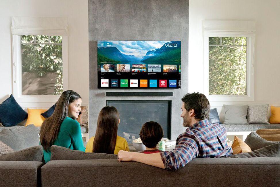 Vizio SmartCast TV Lifestyle Image