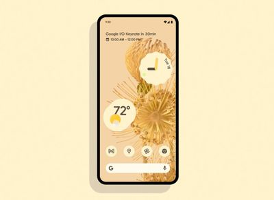 android 12 new features with material you overhaul
