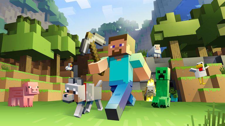 Minecraft: Xbox One Edition