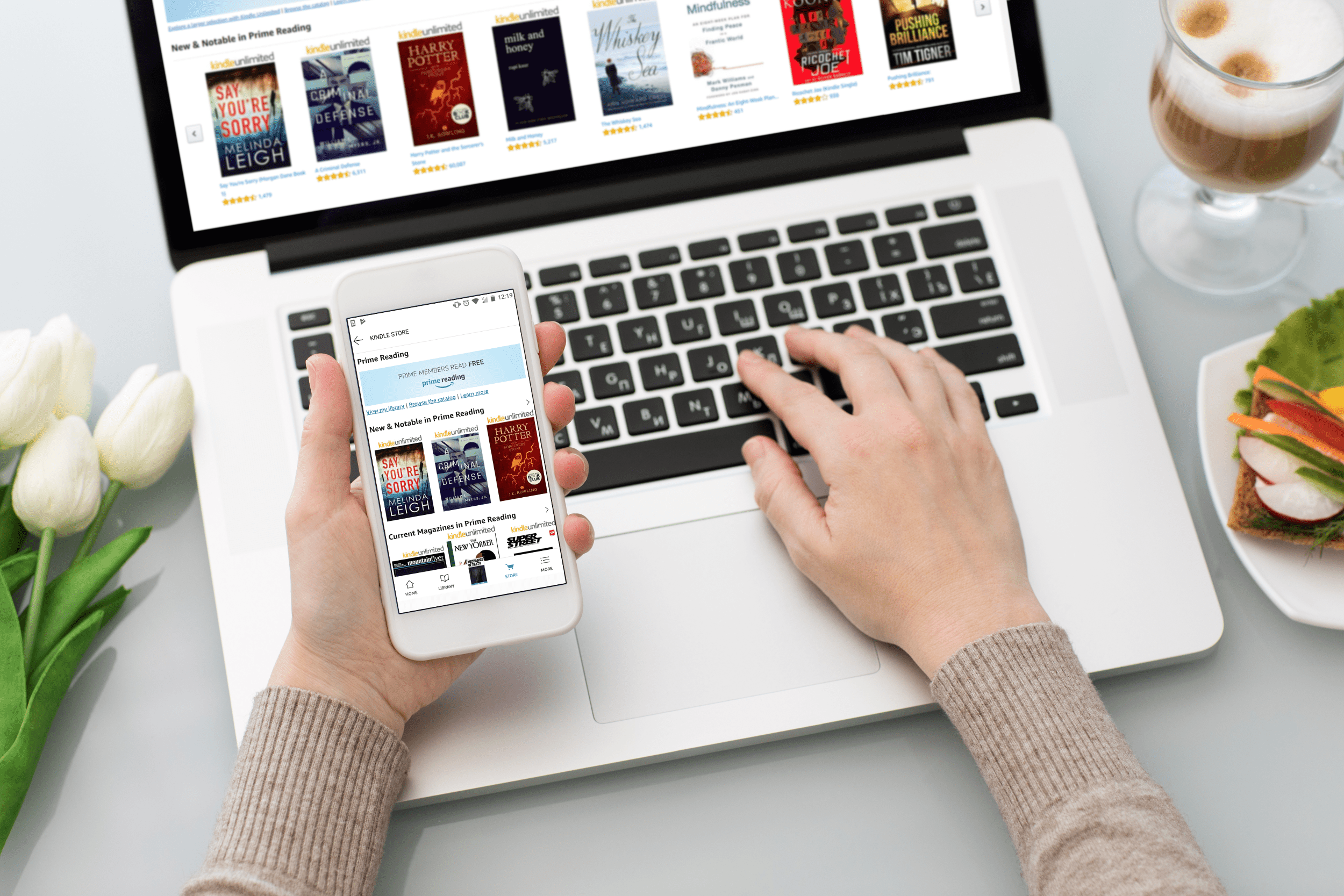 Amazon Prime Reading: What It Is and How It Works