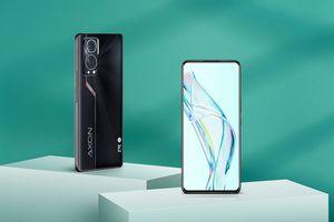 The ZTE Axon 30 smartphone.