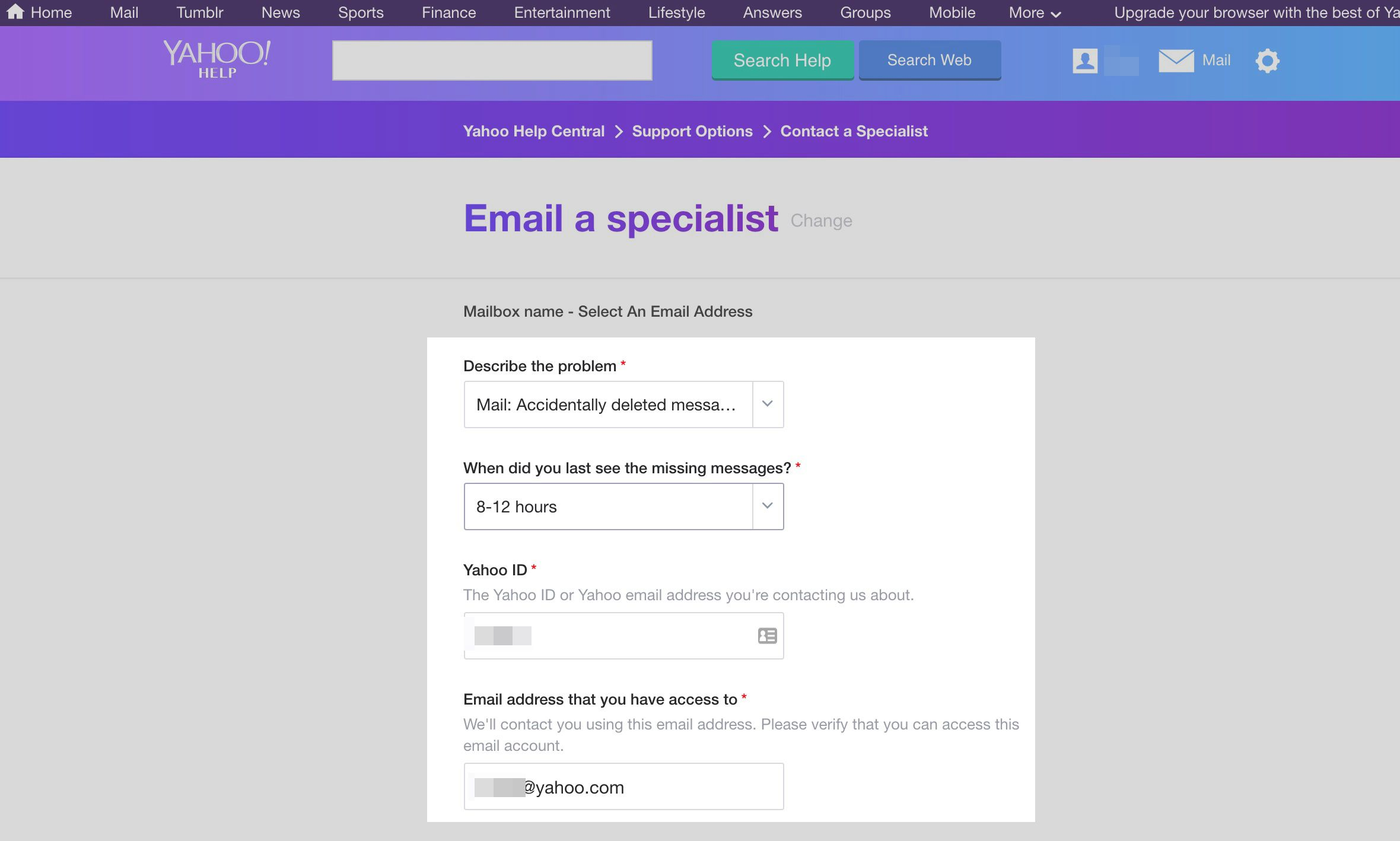 How to Recover Deleted Yahoo Mail Messages